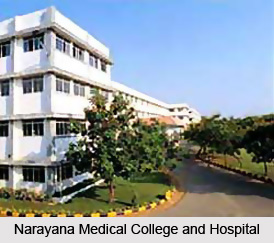 Narayana Medical College and Hospital, (NMCH), Nellore, Andhra Pradesh