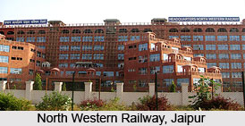 North Western Railway, Jaipur