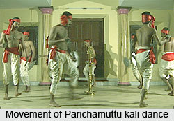 Parichamuttu Kali Dance, Folk Dance of Kerala