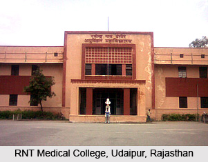RNT Medical College, Udaipur, Rajasthan