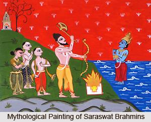 Saraswat Brahmins