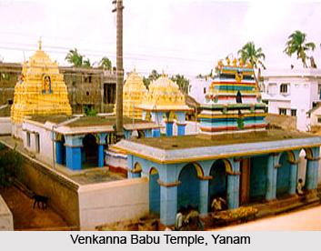 Temples of Yanam District