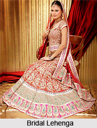 Bridal Lehenga, Indian Wedding