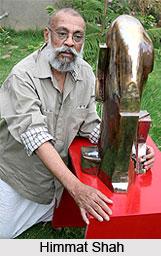 Himmat Shah, Indian Sculptor