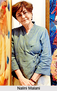 Nalini Malani, Indian Painter