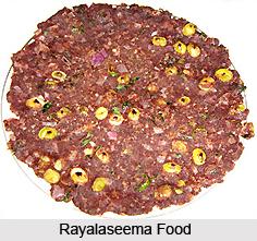 Cuisine of Rayalaseema, Andhra Pradesh Cuisine