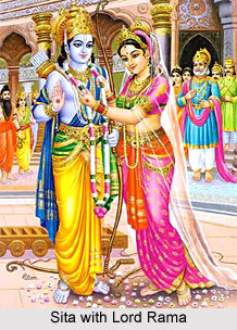 Sita, Wife of Lord Rama, Ramayana