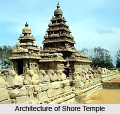Sculptures of Mahabalipuram Temples