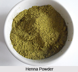 Henna-Mehndi , Indian Herb