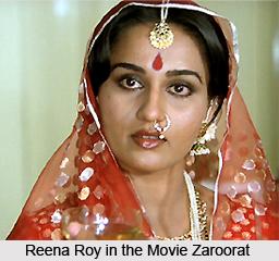 Reena Roy, Bollywood Actress