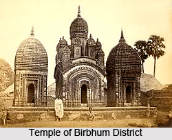 Tourism in Birbhum District