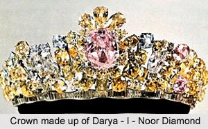 Darya -I- Noor Diamond