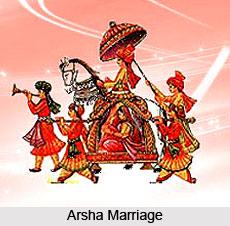 Arsha Marriage