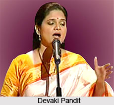 Devaki Pandit, Indian Classical Vocalist