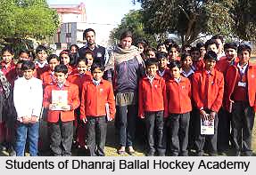 Dhanraj Ballal Hockey Academy
