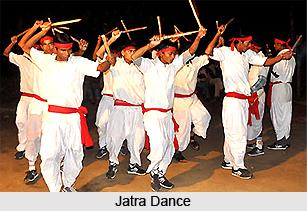 Jatra Dance, Bihar