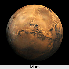 Mars Planet , Horoscope