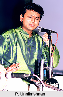 P. Unnikrishnan, Indian Classical Vocalist