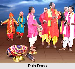 Pala Dance, Orissa
