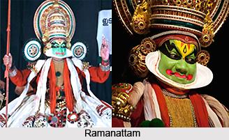 Ramanattam, Dance Drama of Kerala