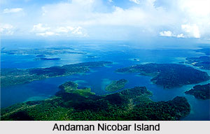Indian Islands, Geography of India