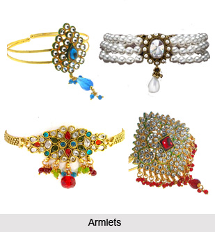 Moghul  Armlets  and Anklets