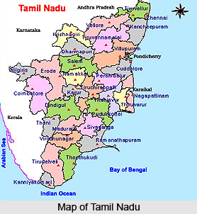 Geography of Tamil Nadu