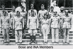 Subash Chandra Bose, Indian Freedom Fighters