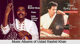 Rashid Khan, Indian Classical Vocalist