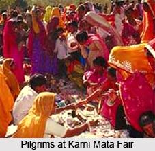 Karni Mata Temple, Bikaner, Rajasthan