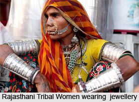 Tribal Jewellery Of Rajasthan