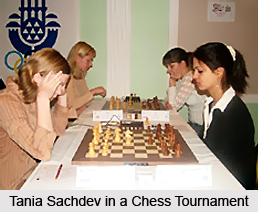 Tania Sachdev, Indian Chess Player