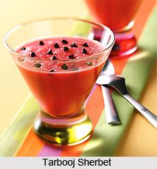 Indian Sherbets, Indian Beverage