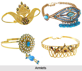 Armlet , Indian Jewellery
