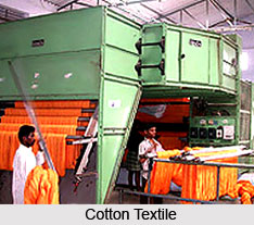 Cotton Textiles in India