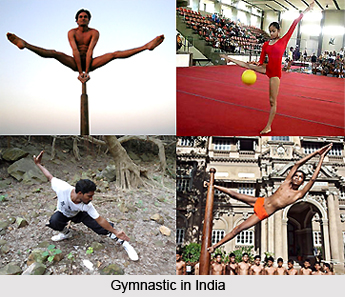 Gymnastic in India