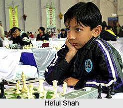 Hetul Shah, Indian Chess Player