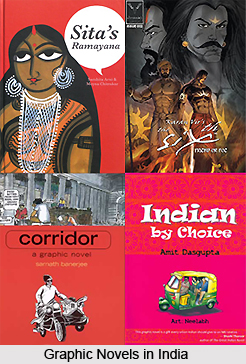 Indian Graphic Novel