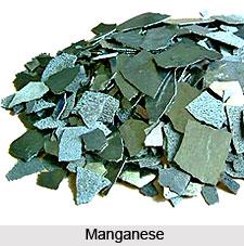 Indian Manganese Mines