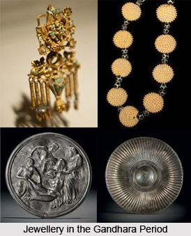 Jewellery In Gandhara Period