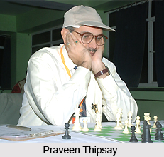 Praveen Thipsay, Indian Chess Player