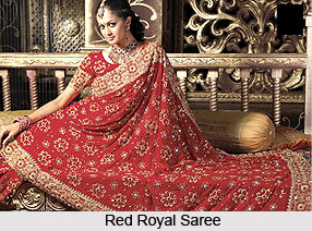 Colour Symbolism in Indian Sarees