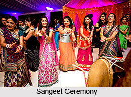 Sangeet Ceremony, Indian Wedding