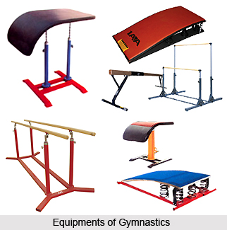 Equipments in Gymnastic