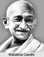 Mahatma Gandhi, Father of Indian Nation