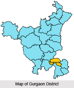 Gurgaon District, Haryana