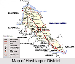 Hoshiarpur District, Punjab
