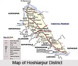 Hoshiarpur District, Punjab