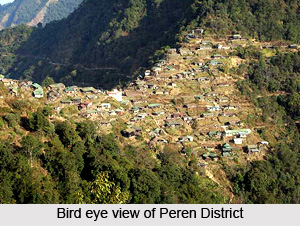 Peren District, Nagaland