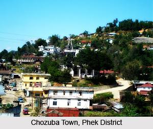 Phek District, Nagaland